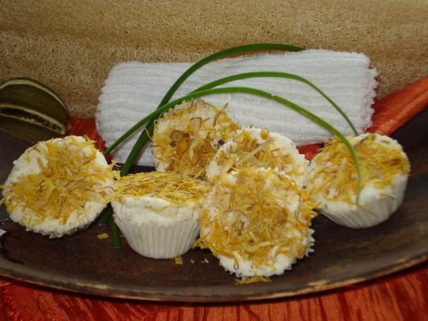 Shea Sprudeltörtchen Lemongras